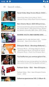 Oromo Music Video : Ethiopia Music 1.0.2 APK Mod Updated 2