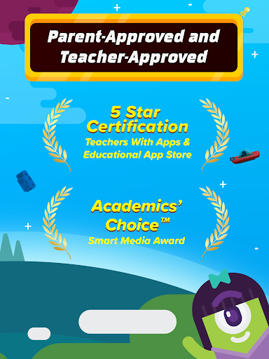 Zapzapmath School : K-6 Games screenshots 6