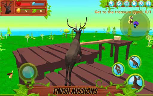 Deer Simulator - Animal Family 1.167 Screenshots 2