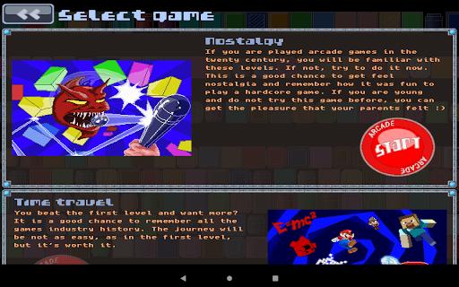 Game apk select Episode Choose