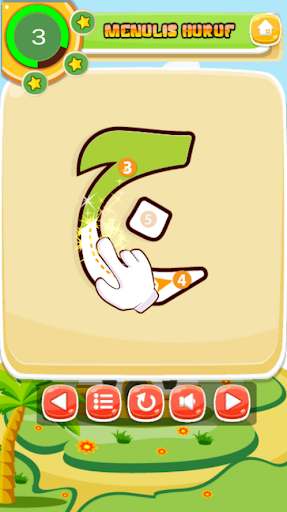 Game Anak Edukasi Hijaiyah apkpoly screenshots 5