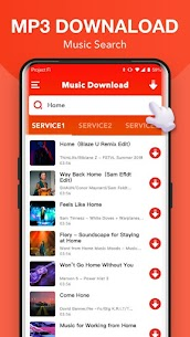 Free MP3 Sounds – Download Music MP3 Apk Download 2021 1