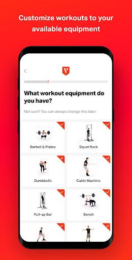 Volt: Gym & Home Workout Plans 1.86.0 Screenshots 3