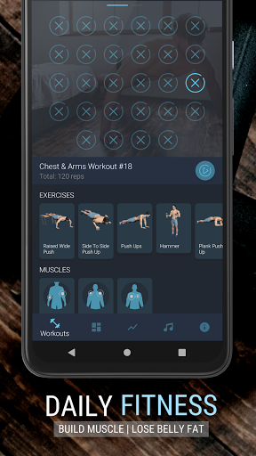 Foto do Home Workout - Fitness, Bodybuilding & Weight Loss