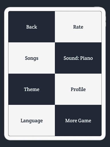 White Tiles :Treasure Edition - Magic Piano Game 2.9.6 screenshots 21