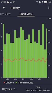 Treadmill Workout (PREMIUM) 2.7.1 Apk 4