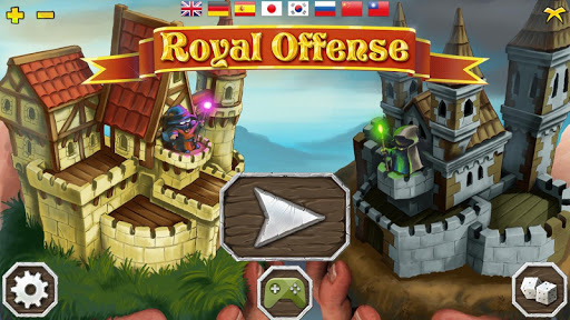 Royal Offense  screenshots 1