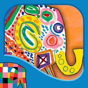 App Icon for Elmer's Special Day App in United Arab Emirates Google Play Store