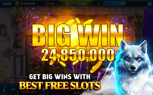 Slots Lightningu2122 - Free Slot Machine Casino Game  screenshots 9