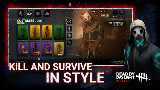 Dead by Daylight Mobile - Multiplayer Horror Game screenshots 6