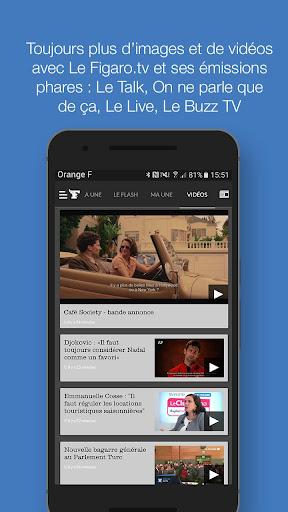 Le Figaro.fr: Actu en direct 5.1.25 Screenshots 4