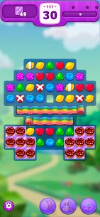 Candy Sweet: Match 3 Puzzle 4