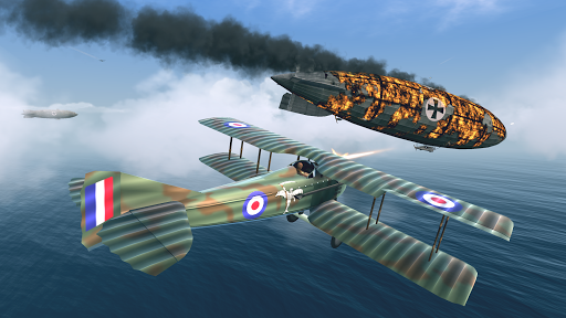 Warplanes: WW1 Sky Aces 1.3.2 screenshots 2