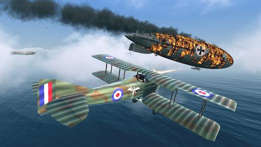 Warplanes: WW1 Sky Aces 1.4 screenshots 2