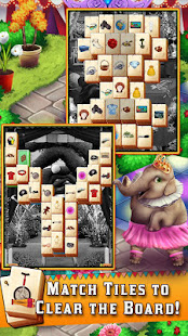 Mahjong Magic: Carnival World Tour