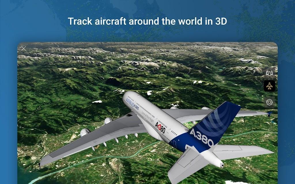 Flightradar24 Flight Tracker poster 13