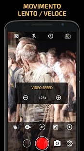 Fotocamera manuale: DSLR Camera Professional Screenshot