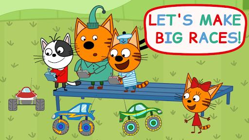 Kid-E-Cats: Kids racing. Monster Truck 1.1.6 screenshots 1