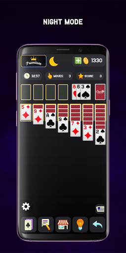 Classic Solitaire - Without Ads 2.2.21 screenshots 3