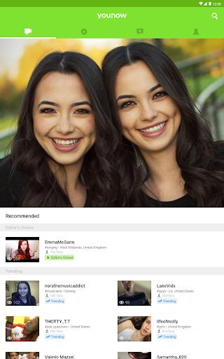 YouNow: Live Stream Video Chat - Go Live! apktram screenshots 5
