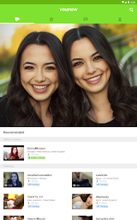 YouNow: Live Stream Video Chat - Go Live! 17.8.7 Screenshots 5
