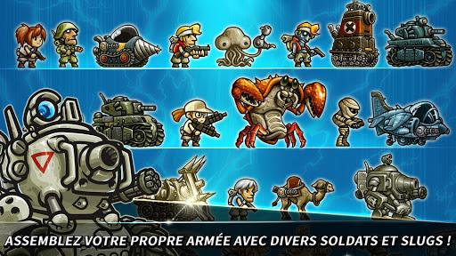 Code Triche Metal Slug Infinity: Idle Game  APK MOD (Astuce) screenshots 2