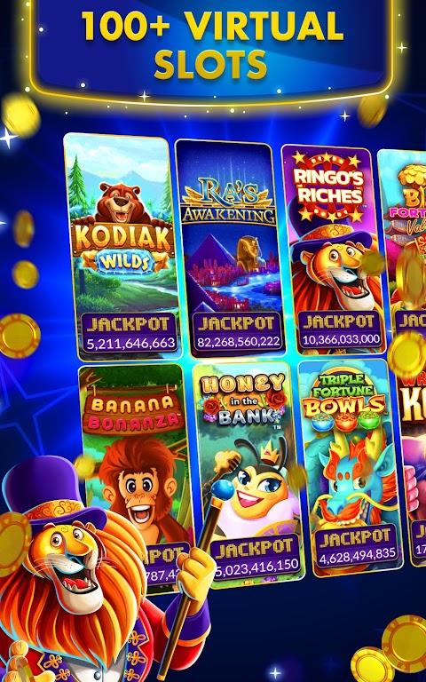 Big Fish Casino - Play Slots and Casino Games poster 2