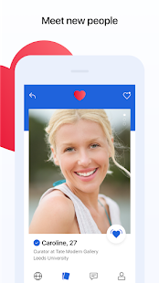 Chat & Date: Dating Made Simple to Meet New People Screenshot