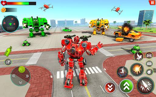 Horse Robot Games - Transform Robot Car Game 1.2.3 screenshots 2