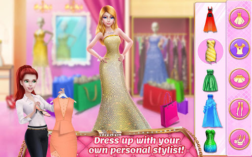 Rich Girl Mall - Shopping Game 1.2.1 screenshots 1