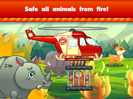 Marbel Firefighters - Kids Heroes Series android2mod screenshots 9
