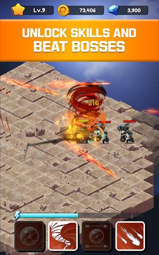 Rogue Idle RPG: Epic Dungeon Battle 1.3.3 screenshots 8