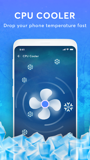 Zen Booster - Antivirus, Cache Clean, Junk Sweeper android2mod screenshots 5