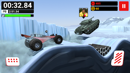 MMX Hill Dash 1.11626 Mod Android Updated 2