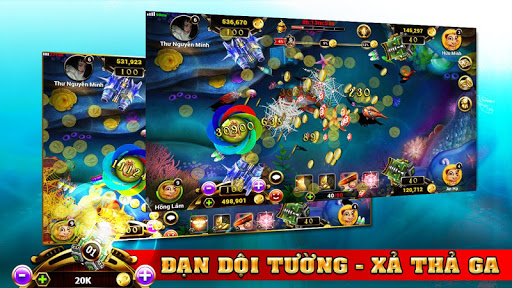 Fishing Pirate - Hải Tặc Bắn Cá - Ban Ca Ăn Xu For PC Windows (7, 8, 10, 10X) & Mac Computer Image Number- 13
