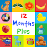 First Words 12 Months Plus (Baby Flash cards) icon
