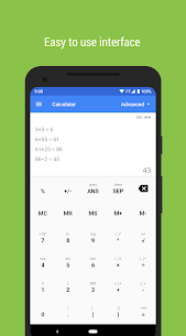One Calculator – scientific calculator 3.0.22 Android Mod APK 1