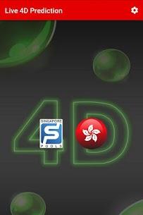 Live 4D Prediction ! ( SG & HK ) 1
