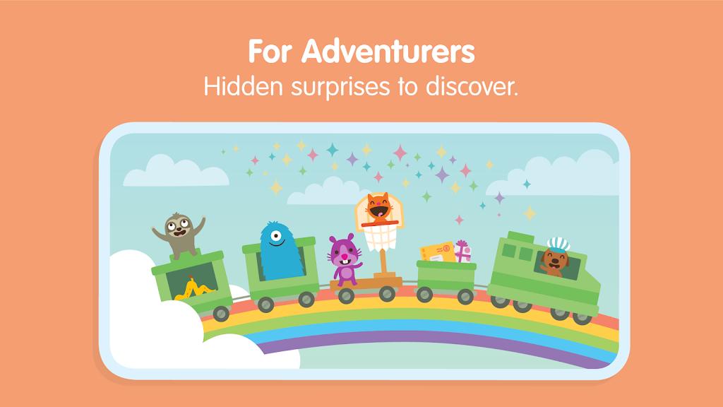Sago Mini World: Kids Games  poster 19