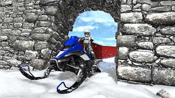 Snow Bike Stunt Racing Games: New Bike Games 2021