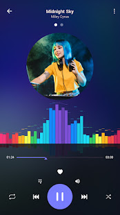 Mp3 player - Music player, Equalizer, Bass Booster