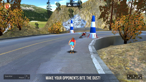 Longboard Simulator 3D - Skater Rush 1.0.0 screenshots 3