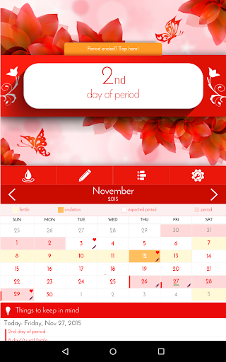 Period Tracker & Diary  Screenshots 17