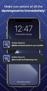 Stalker Reports - Who Viewed My Instagram Profile