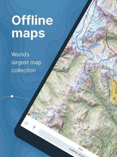 Avenza Maps: Offline Mapping  Screenshots 8