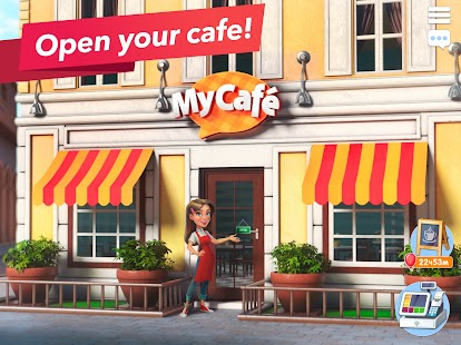 My Cafe — Restaurant Game. Serve & Manage Screenshot