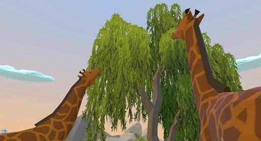 VR Zoo Wild Animals in Virtual Reality Polygon  screenshots 4