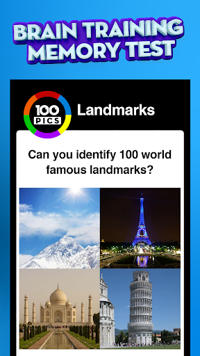 100 PICS Quiz - Guess Trivia, Logo & Picture Games Apkfinish screenshots 10