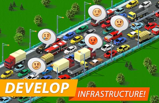Foto do Megapolis: city building simulator. Urban strategy