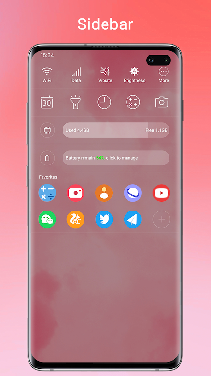 Super S10 Launcher for Galaxy S8/S9/S10/J launcher  poster 4